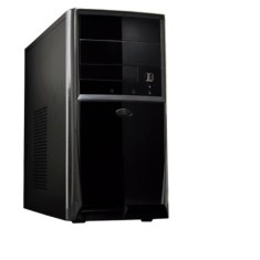 Foto PC Desk Tecnologia X1200WE V3 Xeon E3-1231 8 GB 1 TB Windows 7 Professional DVD-RW