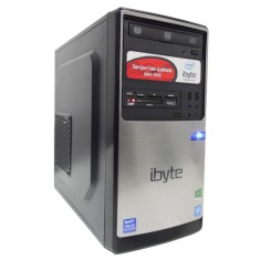 Foto PC Ibyte P-ITW8.1SL Intel Core i5 4460 4 GB 500 Windows 8.1 DVD-RW