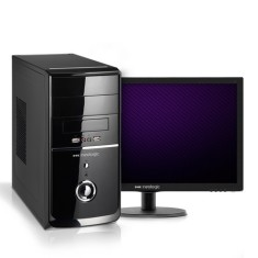 Foto PC Neologic Nli45744 Intel Core i7 4790 8 GB 500 Windows 7 Professional DVD-RW