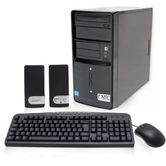 Foto PC NTC 9010 Intel Core i7 4790 8 GB 1 TB DVD-RW PS/2