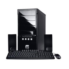 Foto PC Space BR Tech AMD Athlon II X2 7750 3 GB 320 Linux DVD-RW