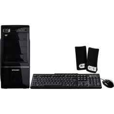 Foto PC Space BR 567817 Intel Core i7 3770 16 GB 2 TB Windows 8 DVD-RW
