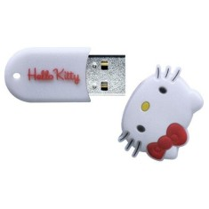 Foto Pen Drive Dane-Elec 4 GB USB 2.0 Hello Kitty