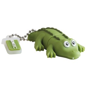 Foto Pen Drive Emtec Animals The Jungle 8 GB USB 2.0 M327
