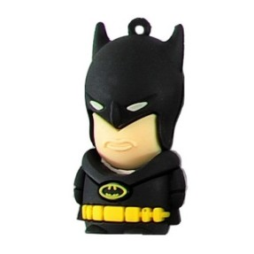 Foto Pen Drive Importado 4 GB USB Batman Mini