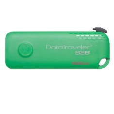 Foto Pen Drive Kingston Data Traveler 128 GB USB 2.0 DTSE8