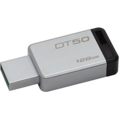 Foto Pen Drive Kingston Data Traveler 128 GB USB 3.1 DT50/128GB
