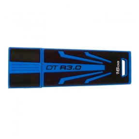 Foto Pen Drive Kingston Data Traveler 16 GB USB 3.0 DTR30