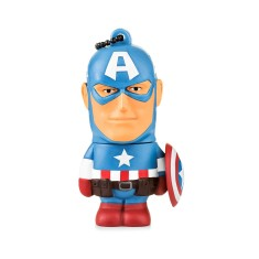 Foto Pen Drive Multilaser Marvel Vingadores 8 GB USB 2.0 PD080