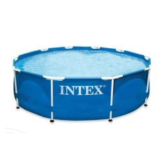 Foto Piscina de Armação 4.485 l Polígono Intex Easy Set 56997