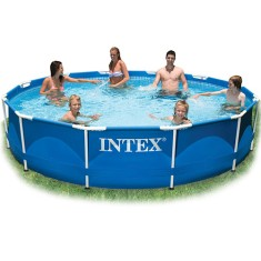 Piscina infl vel arma o intex arma o mais de 6000 for Alberca intex redonda