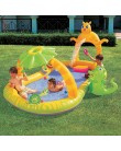 Piscina Inflável 300 l Retangular Bestway Jungle Safari 53030