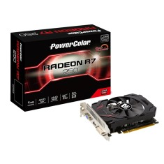 Foto Placa de Video ATI Radeon R7 250 1 GB GDDR5 128 Bits PowerColor AXR7 250 1GBD5-HV4E/OC