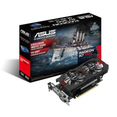Foto Placa de Video ATI Radeon R7 360 2 GB GDDR5 128 Bits Asus R7360-OC-2GD5-V2