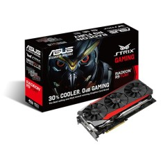 Foto Placa de Video ATI Radeon R9 Fury 4 GB HBM 4096 Bits Asus STRIX-R9FURY-DC3-4G-GAMING