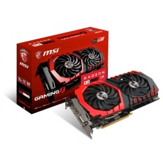 Foto Placa de Video ATI Radeon RX 470 4 GB GDDR5 256 Bits MSI RX 470 GAMING X 4G