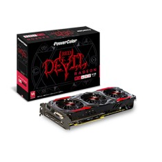Foto Placa de Video ATI Radeon RX 480 8 GB GDDR5 256 Bits PowerColor AXRX 480 8GBD5-3DH/OC