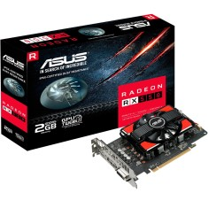 Foto Placa de Video ATI Radeon RX 550 2 GB GDDR5 128 Bits Asus RX550-2G