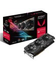 Placa de Video ATI Radeon RX VEGA 64 8 GB HBM2 2048 Bits Asus ROG-STRIX-RXVEGA64-O8G-GAMING