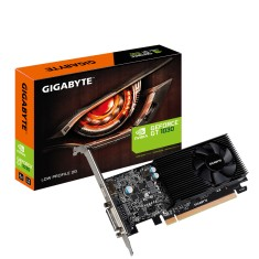 Foto Placa de Video NVIDIA GeForce GT 1030 2 GB GDDR5 64 Bits Gigabyte GV-N1030D5-2GL