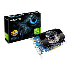 Foto Placa de Video NVIDIA GeForce GT 730 2 GB DDR3 128 Bits Gigabyte GV-N730-2GI