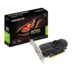 Foto Placa de Video NVIDIA GeForce GTX 1050 2 GB GDDR5 128 Bits Gigabyte GV-N1050OC-2GL