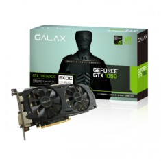 Foto Placa de Video NVIDIA GeForce GTX 1060 3 GB GDDR5 192 Bits Galax 60NNH7DVM6O3