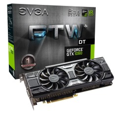 Foto Placa de Video NVIDIA GeForce GTX 1060 6 GB GDDR5 192 Bits EVGA 06G-P4-6366-KR