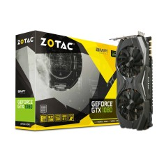Foto Placa de Video NVIDIA GeForce GTX 1080 8 GB GDDR5X 256 Bits Zotac ZT-P10800C-10P