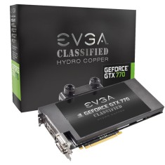 Foto Placa de Video NVIDIA GeForce GTX 770 4 GB GDDR5 256 Bits EVGA 04G-P4-3779-KR