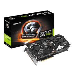 Foto Placa de Video NVIDIA GeForce GTX 980 Ti 6 GB GDDR5 384 Bits Gigabyte GV-N98TXTREME C-6GD