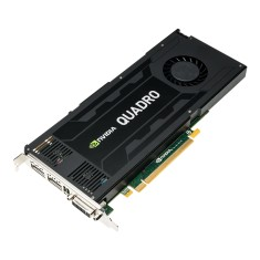 Foto Placa de Video NVIDIA Quadro K4200 4 GB GDDR5 256 Bits PNY VCQK4200-PB
