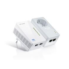 Foto Powerline 500 Mbps TP-Link TL-WPA4226 Kit