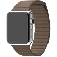 Foto Relógio Apple Watch Bracelet Magnetic Leather