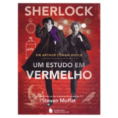 Foto Sherlock Holmes - Um Estudo Em Vermelho - Doyle, Arthur Conan - 9788504018516