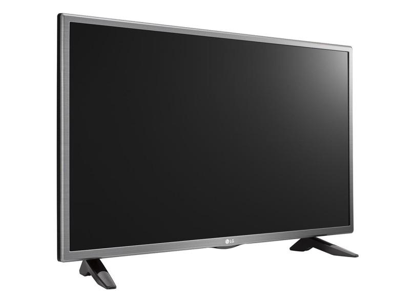 Smart TV LED 32 LG 32LJ600B 2 HDMI USB 120 Hz