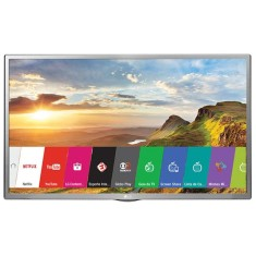 "Foto Smart TV LED 32"" LG 32LH560B 2 HDMI LAN (Rede)"