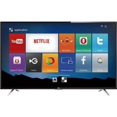 "Foto Smart TV LED 32"" TCL L32S4700S 3 HDMI LAN (Rede)"