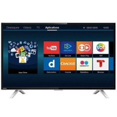 "Foto Smart TV LED 32"" Toshiba Full HD 32L2600 3 HDMI"