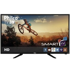 "Foto Smart TV LED 39"" Philco PH39N86DSGW 3 HDMI USB"