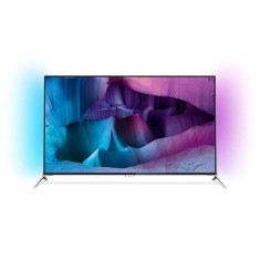 "Foto Smart TV LED 3D 49"" Philips Série 7000 4K 49PUG7100"