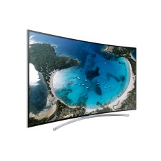 "Foto Smart TV LED 3D 55"" Samsung Série 8 Full HD UN55H8000"