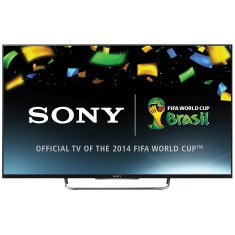 "Foto Smart TV LED 3D 55"" Sony Bravia Full HD KDL-55W805B"