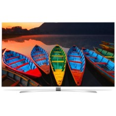 "Foto Smart TV LED 3D 65"" LG 4K 65UH9500 3 HDMI"