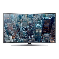 "Foto Smart TV LED 3D 65"" Samsung Série 7 4K UN65JU7500G"