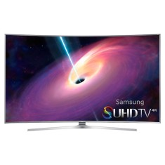 "Foto Smart TV LED 3D 78"" Samsung Série 9 4K UN78JS9500"