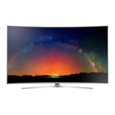 "Foto Smart TV LED 3D 88"" Samsung Série 9 4K UN88JS9500"