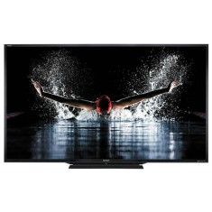 "Foto Smart TV LED 3D 90"" Sharp Aquos Full HD LC90LE657U"