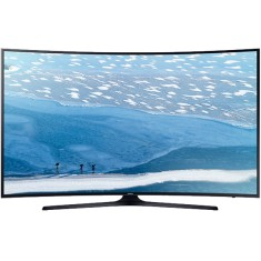 "Foto Smart TV LED 40"" Samsung Série 6 4K HDR 40KU6300"