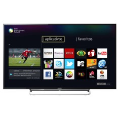 "Foto Smart TV LED 40"" Sony Bravia Full HD KDL-40W605B 4 HDMI"